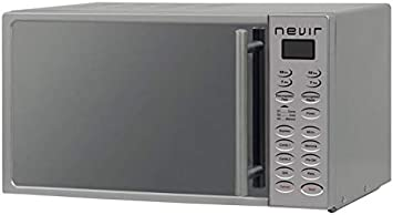 Microondas cer/ámico con grill Nevir NVR-6140 MDGC