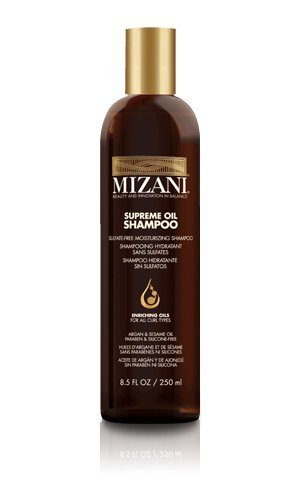 Mizani Supreme Oil Shampoo Reviews