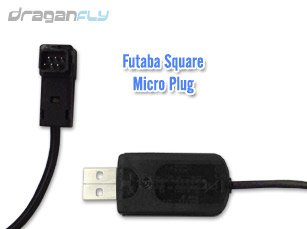 Image of USB Flight Sim Module Cable: F