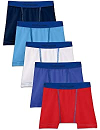 Toddler Boys 5 Pack Stretch Boxer Brief