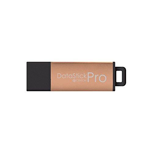Centon Electronics S1-U3P30-128G USB 3.0 Datastick Pro (Rose Gold Metallic), 128GB from Centon