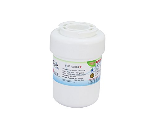 GE-GWF Pharmaceutical Filter Replacement  by  also replaces MWF, GWF, GWF01, GWF06, GWFA, MWFA, HWF, HWFA, 469991 - Swift Green Filters SGF-123304 Rx