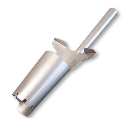 Radius Garden 207 PRO Ergonomic Stainless Steel Bulb Auger