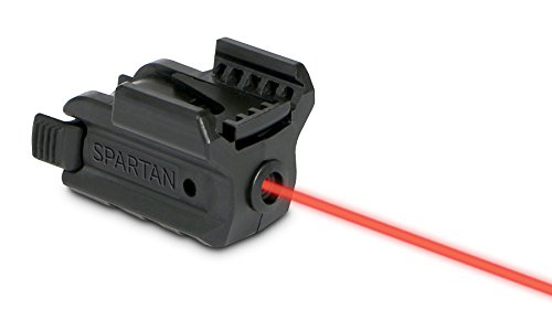 (*LaserMax Spartan Adjustable Fit Laser Red Dot)