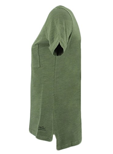 Penn Donna rich By Woolrich Wytee0427 Penn Rich T 427green shirt FaqUOOg