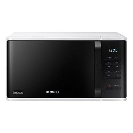 Samsung MS23K3513AW Encimera 700W Blanco - Microondas ...