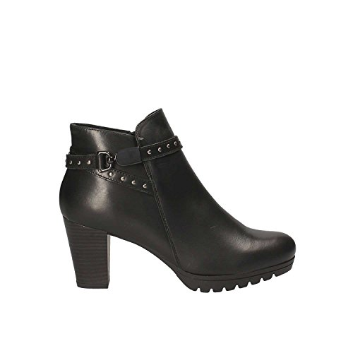 Keys Women Ankle 7187 Black Boots r6rgzFq