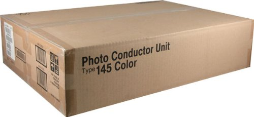 Ricoh 402320 Type 145 - Color (cyan, magenta, yellow) - photoconductor unit - for Aficio CL4000DN, SP C400DN, SP C410DN, SP C410DN-KP, SP C411DN, SP C420DN by Ricoh (Photoconductor Unit Colour)