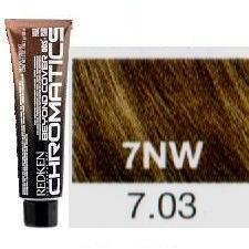 Price comparison product image Redken Chromatics Beyond Cover 7NW Hair Color by Plush Hair BEAUTY