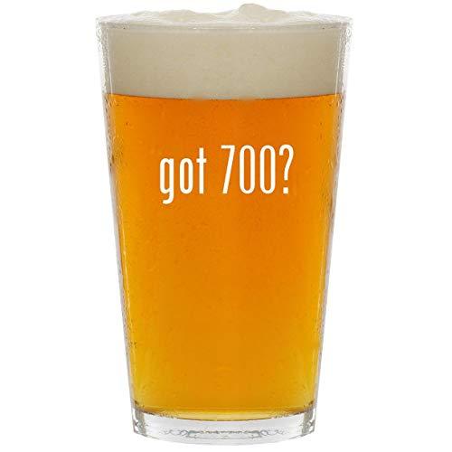 (got 700? - Glass 16oz Beer Pint)