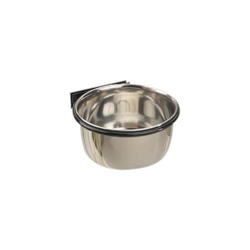 ProSelect Stainless Steel Coop Cups - Versatile Coop Cups for Pet and Animal Cages, 64-Ounce by Pro Select