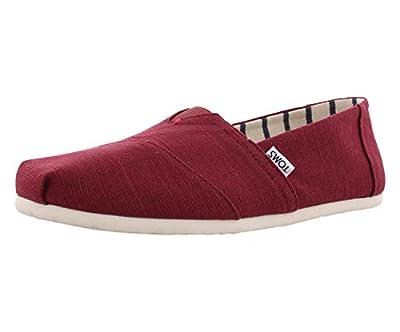 TOMS Classic Slip-On Men's Shoes Size