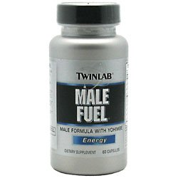 Twinlab Male Fuel Yohimbe 60 caps