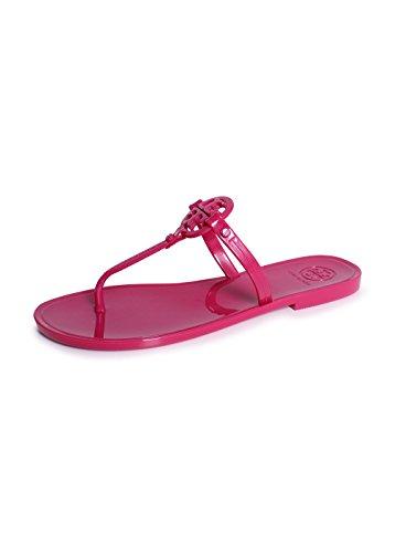 068495796 Tory Burch Mini Miller Flat Thong Sandals in Fiesta - Buy Online in ...