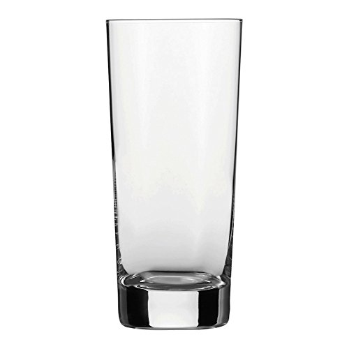 Schott Zwiesel Basic Bar Designed by World Renowned Mixologist Charles Schumann Tritan Crystal Glass, Long Drink, 12.4-Ounce, Set of 6