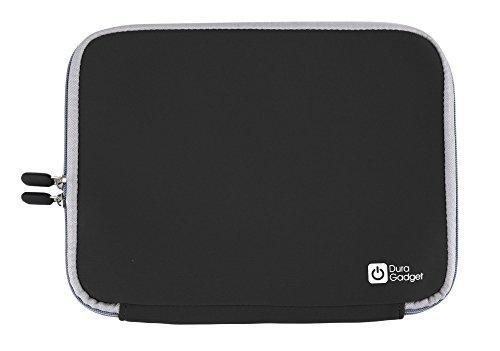 Tasche | Etui | Case | Schutzhülle in SCHWARZ, wasserabweisendes Neopren-Material, für Texas Instruments TI-Nspire, TI-89 Titanium, TI-84 Plus und TI-84 Plus Silver Edition grafische Taschenrechner