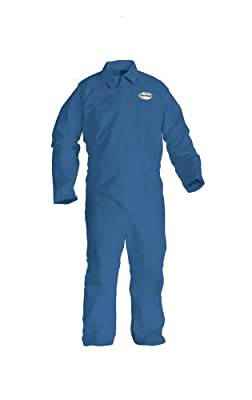 Kimberly-Clark KleenGuard A20 Microforce Barrier SMS Fabric Breathable Particle Protection