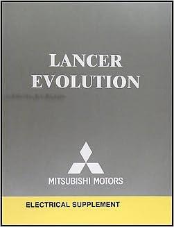 2005 mitsubishi lancer wiring diagram manual original mitsubishi 2005 mitsubishi lancer wiring diagram manual original mitsubishi amazon books asfbconference2016 Images