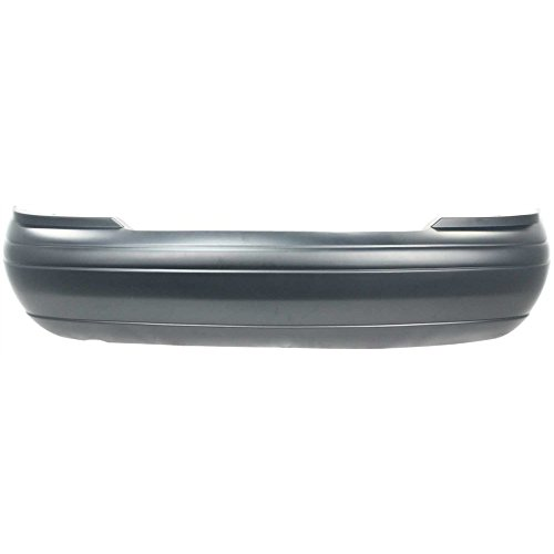 Rear Bumper Focus Ford (Rear BUMPER COVER Primed for 2000-2004 ford Ford Focus)
