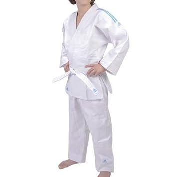 d8dd75149 adidas Judo Kimono Kids 2 in 1 Evolution J250E for beginners, Size 100-170:  Amazon.co.uk: Sports & Outdoors