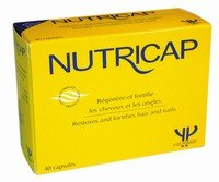 Nutricap Hair Growth (40Capsules) Brand: Leritone by Leritone