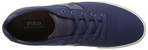 Polo Ralph Lauren Heren Hanford Fashion Sneaker Waarnemer Blauw