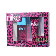 NIKE ION woman EDT 75 ml + Body lotion 100 ml