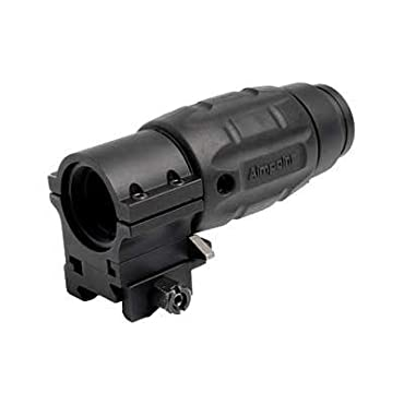 Aimpoint 3XMag Magnifier with Twist Mount Picatinny Spacer Kit