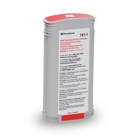 Pitney Bowes #787-1 Red Ink Cartridge Compatible for Connect+ Series