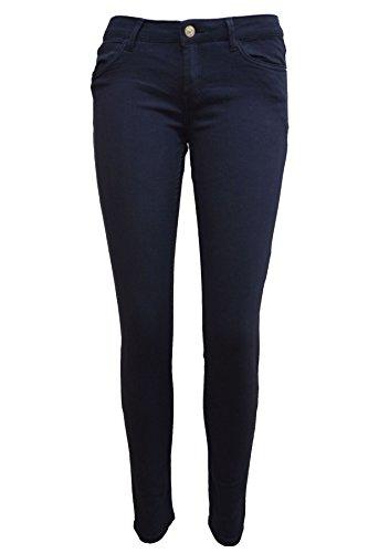 Mango Slim Blu Mango Marino Slim Blu Jeans Jeans n1EOX1