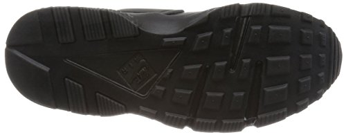 Air Mujer Black Para Nike Zapatillas Wmns Negro Huarache Run black vPPz5c