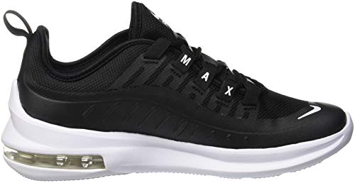 Max Axis Air Bambino Running gs black Scarpe 001 Nero White Nike w4OqE4