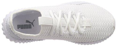 Puma Women's Defy WN's Fitness Shoes, Black/White White (Puma White-puma White 02)