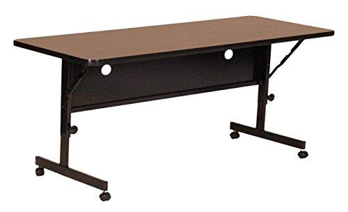 Correll FT2448-01 Deluxe Flip Top Table, 24