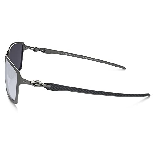 mens oakley sunglasses on sale 3u13  on sale Oakley Men's Tincan Carbon Rectangular Sunglasses