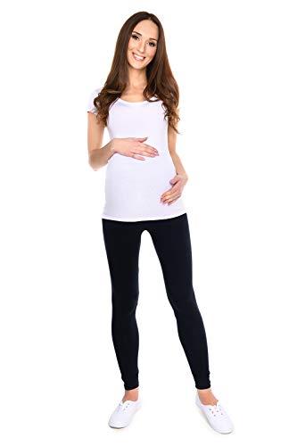 Oasi – Leggings a lunghezza intera alta qualit? 95% Cotone 3085 Premaman