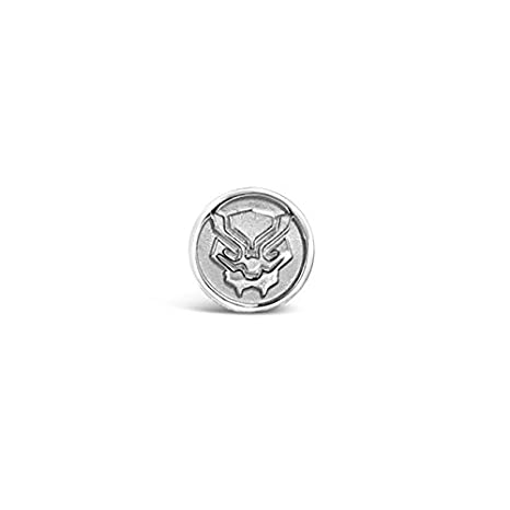 Marvels Captain America Bead in Sterling Silver