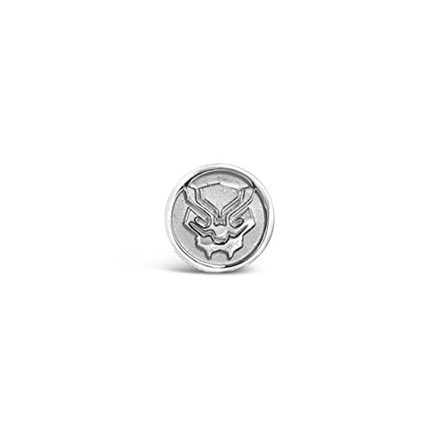 Marvel's Black Panther Bead in Sterling Silver by Marvel