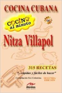 Cocina Al Minuto Nitza Villapol Amazon Com Books