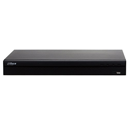 Dahua 4K H.265 8 Channel 8 POE Ports NVR DHI-NVR4208-8P-4KS2, 2 SATA,Network Video (2 Way Audio Intercom Interface)