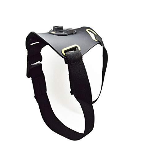 O RLY Cinturón de Perro Arnés Correa Compatible con Hero 4 5 6 7 ...