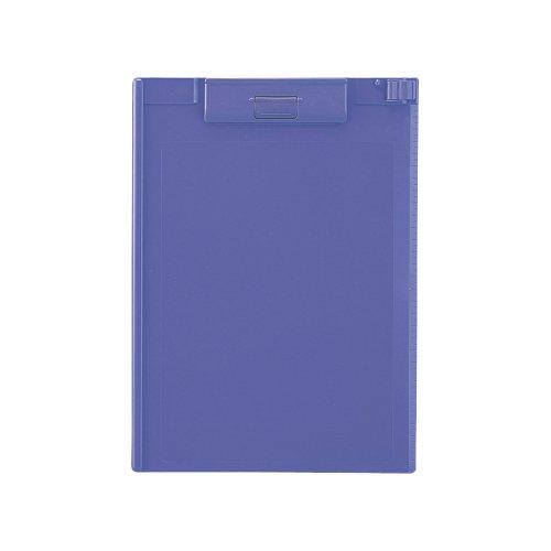 LIHITLAB clipboard A4S A977U-8 blue