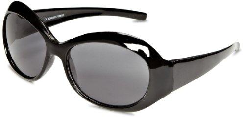 Eyewear Icon sol Gafas mujer Negro de para 6w8RxS4