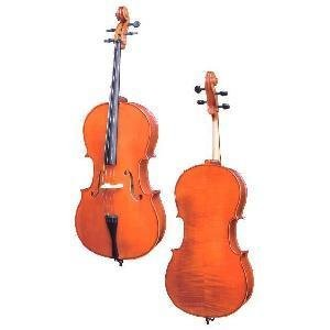 D Z strad Cello Model 101 Student Cello 3/4