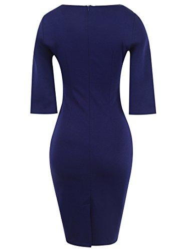 Noir Robe Aierwish Femme Robe Robe Femme Aierwish Noir Bleu Bleu Aierwish Aierwish Bleu Noir Robe Femme wFSCq