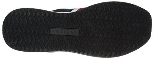 Rhena Tommy Black Sneaker Women's Hilfiger 6rIrE4