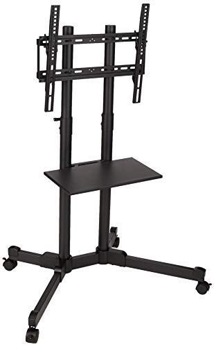 AmazonBasics TV Trolley for 32-70