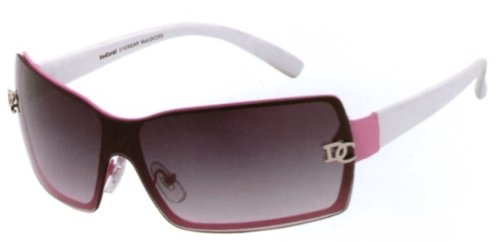 Glas Schwarz Arol nbsp;lunettes Pour amp; Katz weiß Lui Elle De Rosa Gestell Dc255 Soleil ZzqHAxAwpv