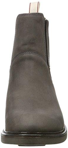 Gant Damen Ashley Chelsea Bottes Grau (gris Asphalte)