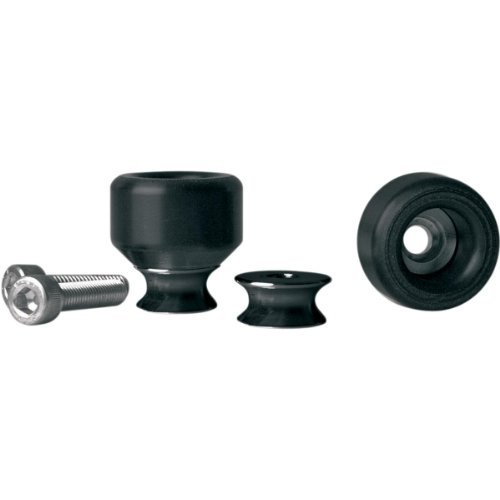 Vortex 10mm Swingarm Slider Spools - Black SP411K